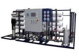 نگاهی بر فرایندهای انجام شده در آب شیرین کن صنعتی