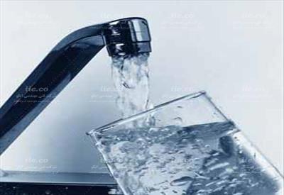 بررسی کیفیت آب مصرفی
