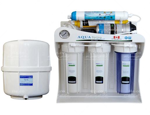 آب شیرین کن خانگی Aqua Spring