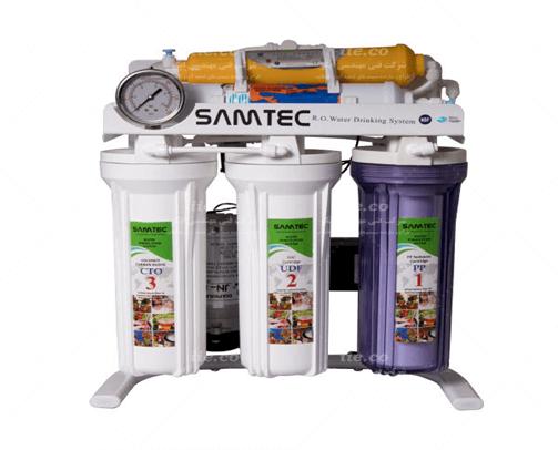 دستگاه تصفیه آب خانگی سامتک